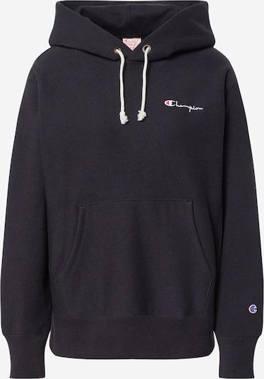 Champion Reverse Weave Sweat-shirt en noir, Vue avec produit