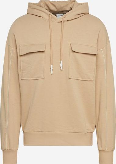 JACK & JONES Sweatshirt 'COBAN' in creme, Produktansicht