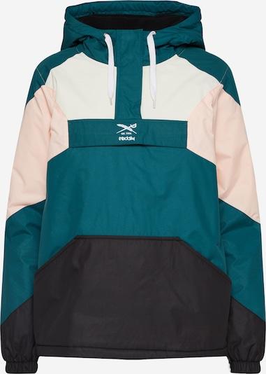 Iriedaily Přechodná bunda - béžová / petrolejová / růžová / černá, Produkt