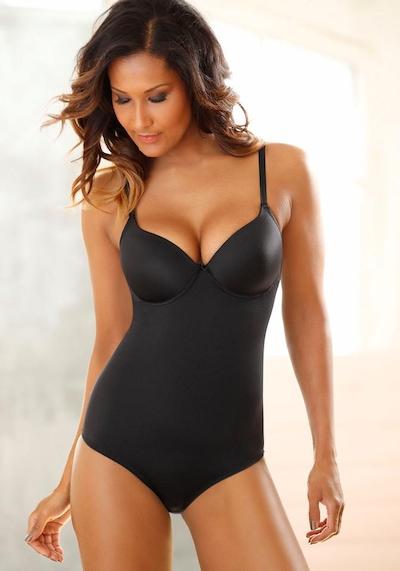 NUANCE Body in schwarz, Produktansicht