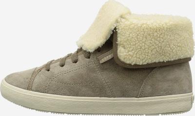 ESPRIT Sneakers in beige, Produktansicht