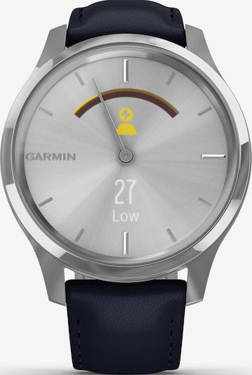 GARMIN Uhr in schwarz / silber, Produktansicht