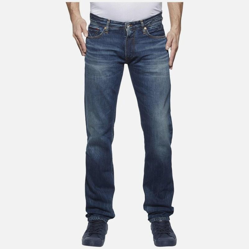 Tommy Jeans Hilfiger Denim Jeans ORIGINAL STRAIGHT RYAN PSB