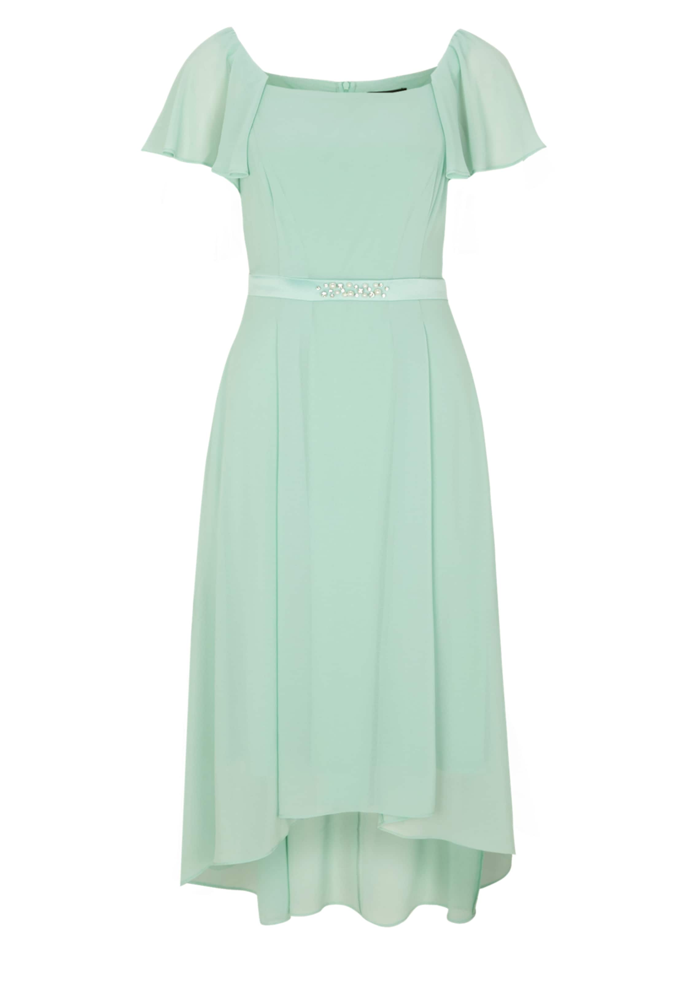 S oliver In Label Kleid Mint Black 7bfgyvY6