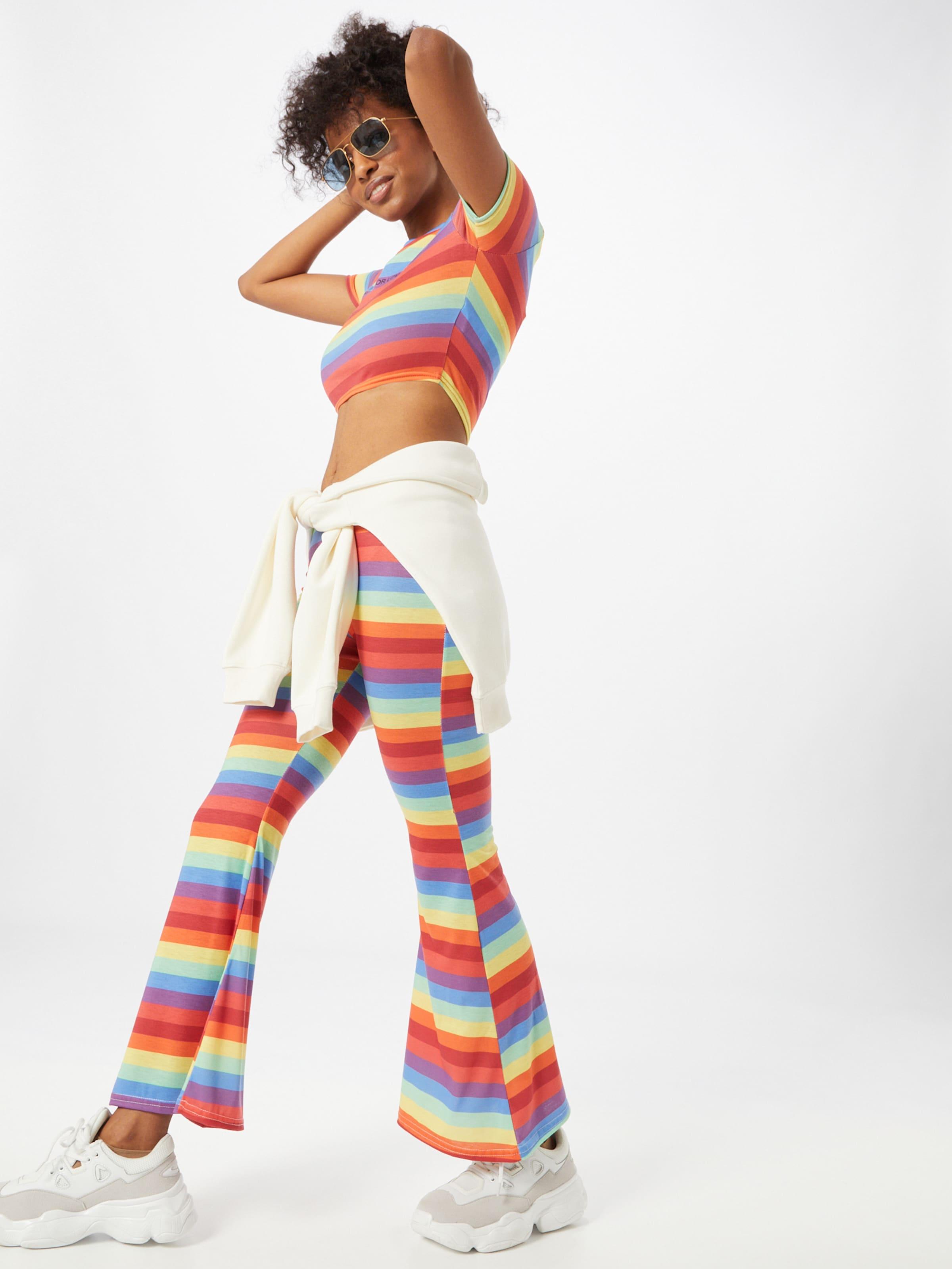 Missguided Nadrág 'Pride Rainbow' vegyes színek színben