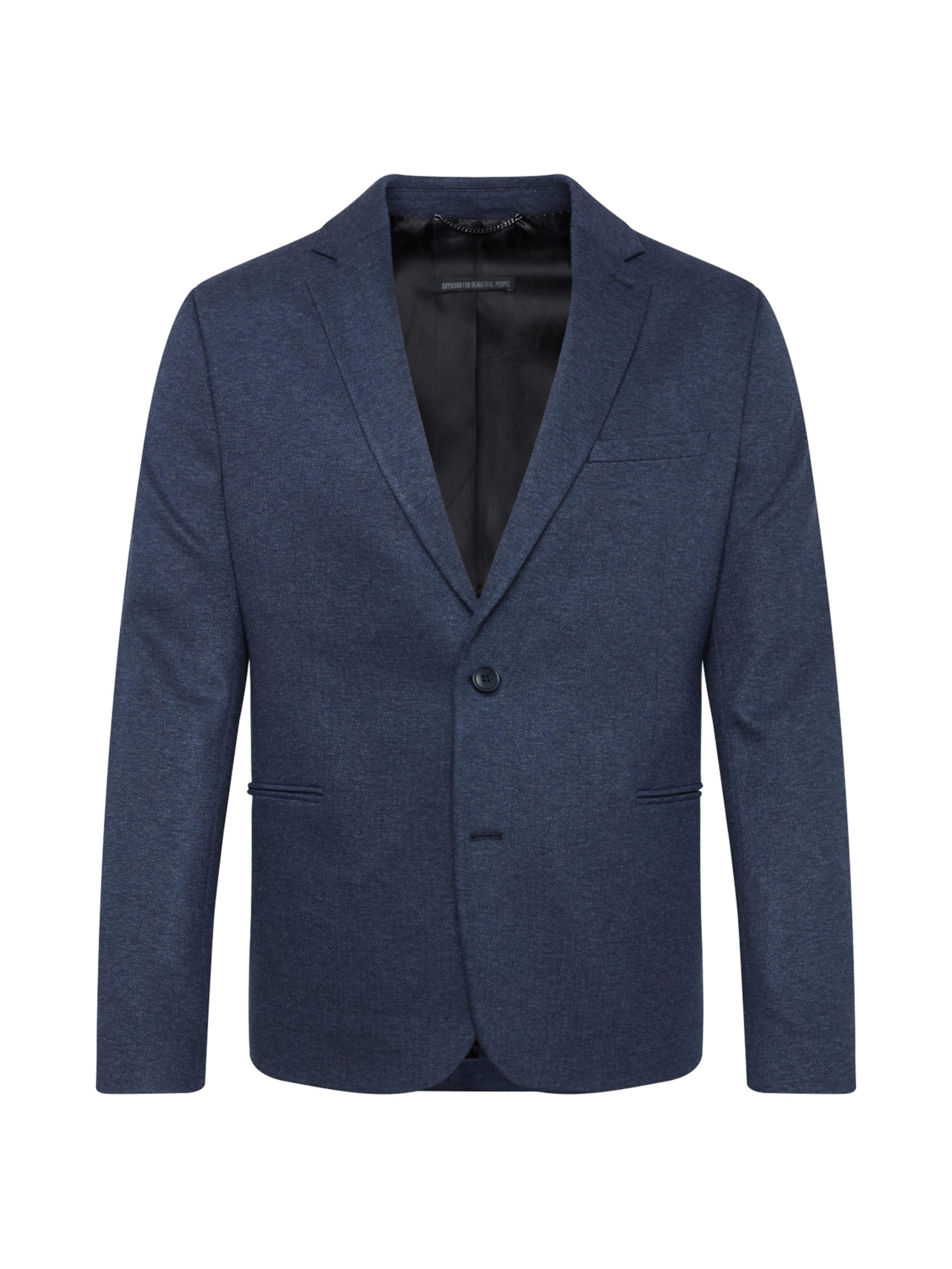 Drykorn De Costume Foncé 'hurley' Bleu Veste En XOPZTkiu