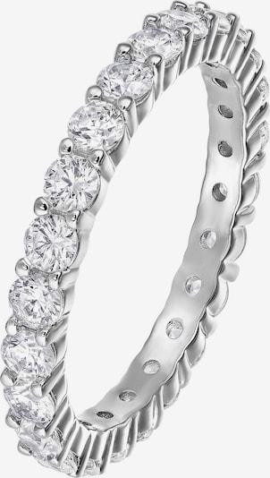 Swarovski Ring in silber, Produktansicht