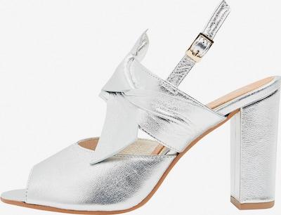 RISA Sandalette in silber, Produktansicht