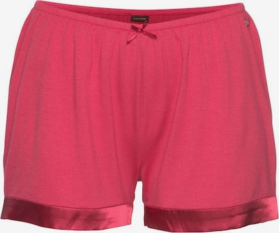 LASCANA Spodnie od piżamy w kolorze różowym, Podgląd produktu