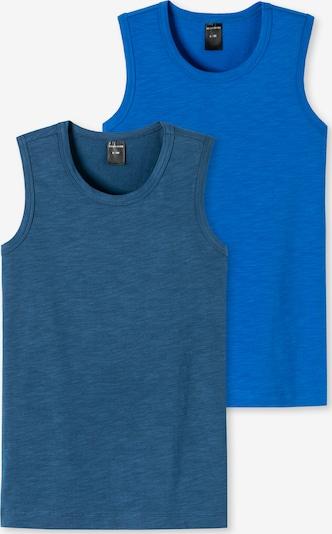 SCHIESSER Unterhemd ' 'Surfer Style' ' in indigo / royalblau, Produktansicht