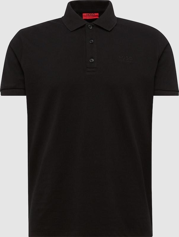 HUGO Poloshirt 'Donos' in schwarz  Mode neue Kleidung