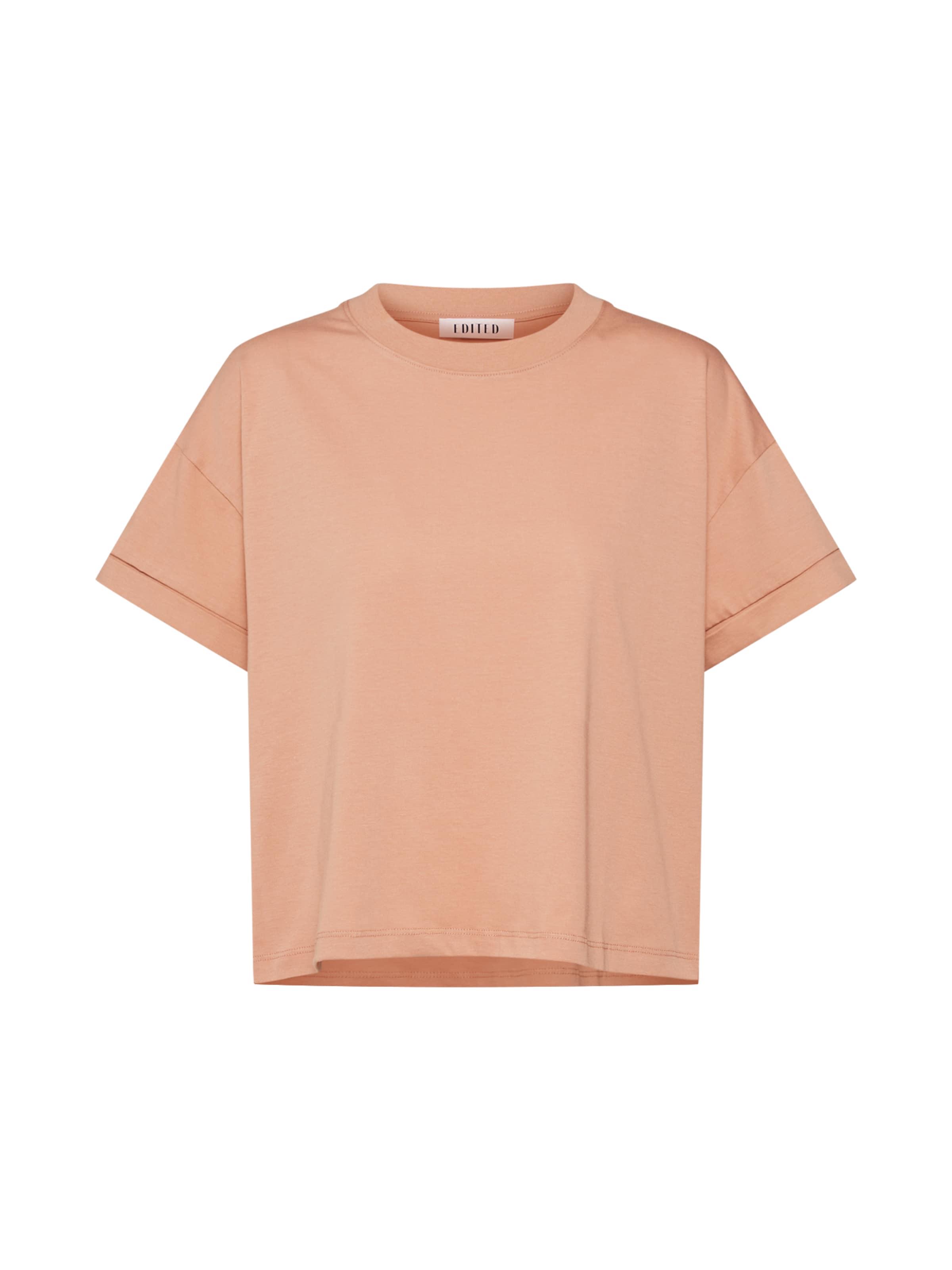 Braun Edited 'selena' T shirt In K5l1JuT3Fc