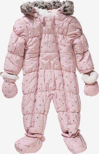 STACCATO Schneeanzug in gold / rosa, Produktansicht