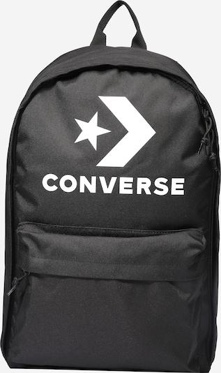 CONVERSE Rugzak 'EDC 22' in de kleur Zwart / Wit, Productweergave