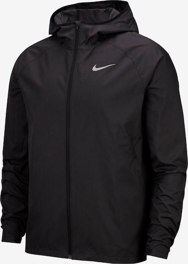 NIKE Sporta jaka 'Essential' melns, Preces skats
