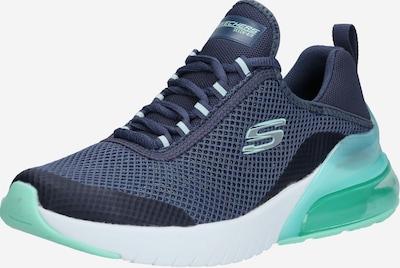 SKECHERS Sneaker 'SKECH-AIR STRATUS SPARKLING WIND' in navy / mint / weiß, Produktansicht