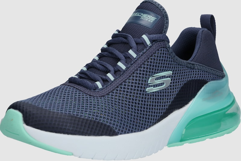 SKECHERS Sneaker 'SKECH AIR STRATUS SPARKLING WIND' in navy AYN0E