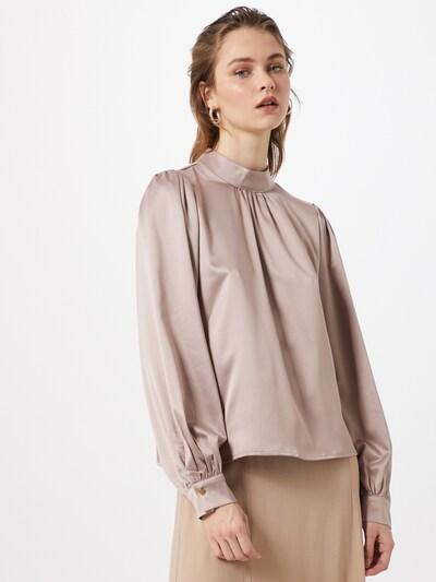 Love Copenhagen Bluse in taupe, Modelansicht