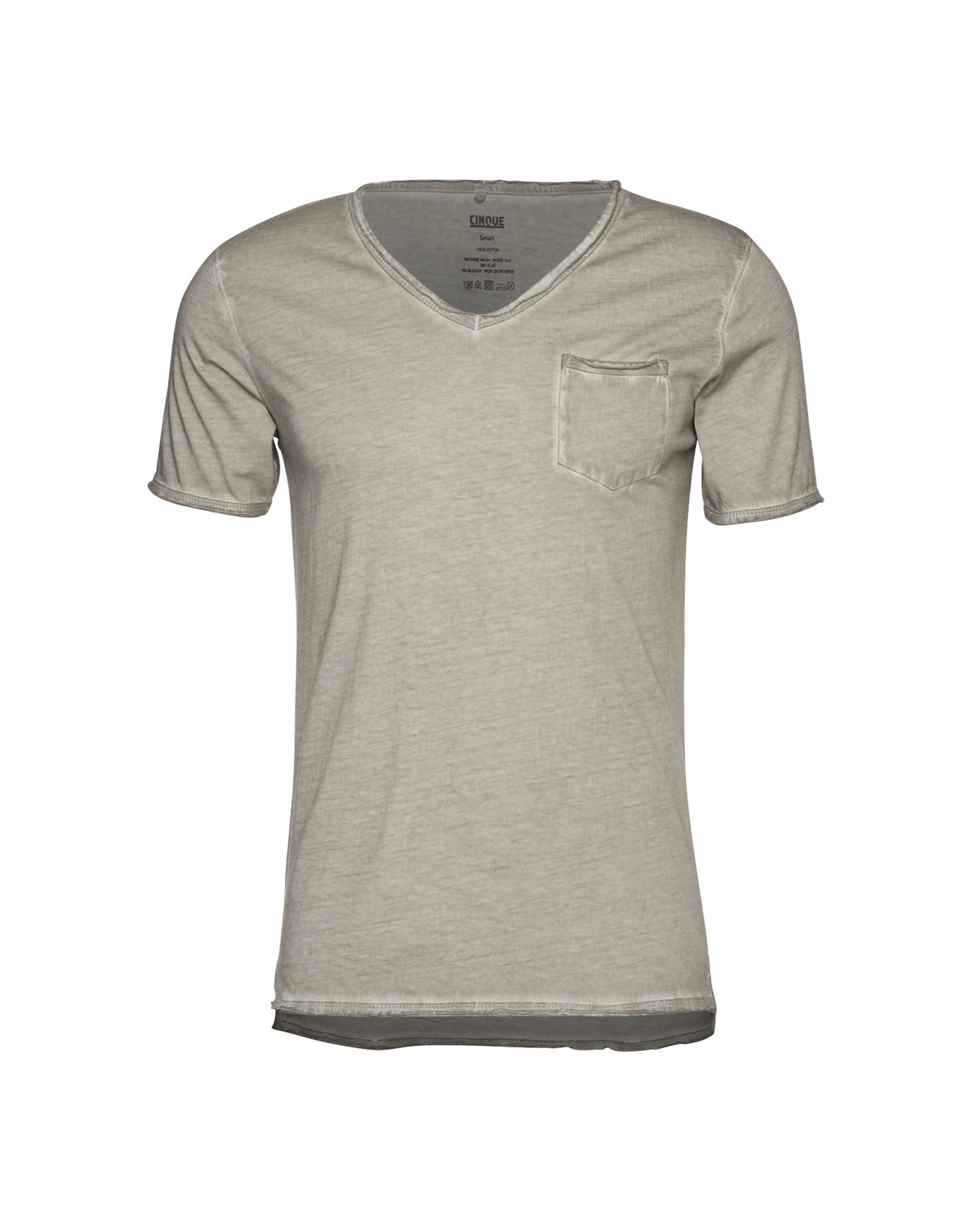 Spielraum 2018 Neueste Bester Lieferant CINQUE T-Shirt im Garment Dyed - Ciravi Steckdose Neuesten Spielraum Top-Qualität 0bLdvx5LYb