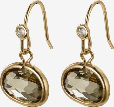 Pilgrim Schmuck 'Earrings Air' in gold, Produktansicht