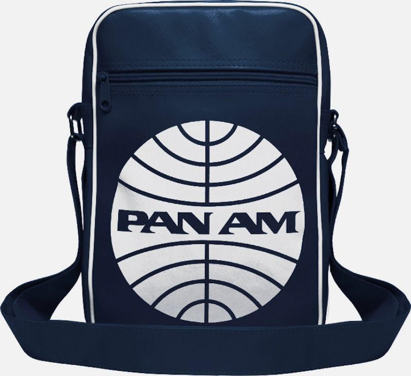 LOGOSHIRT Tasche 'Pan Am - Pan American World Airways'