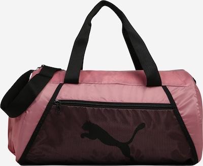 PUMA Sportska torba u rosé / crna, Pregled proizvoda