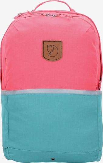 Fjällräven Rucksack 'High Coast' in türkis / pink, Produktansicht