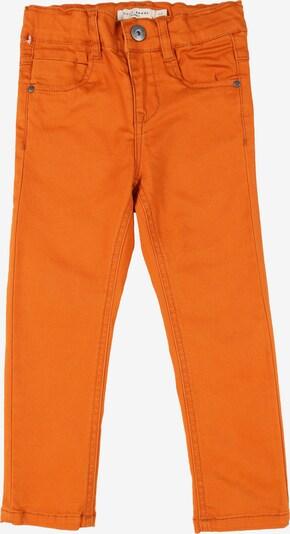NAME IT Hose 'NMMTHEO TWIADAM' in orange, Produktansicht