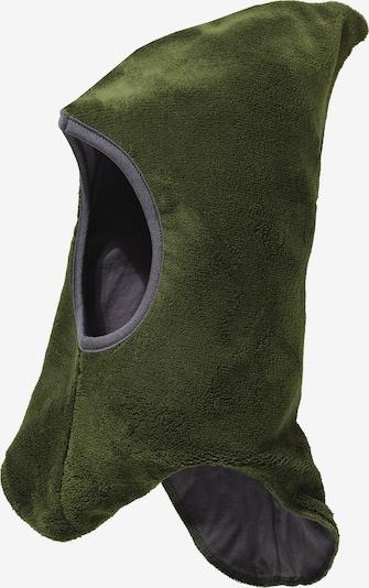 Racoon Outdoor Schlupfmütze 'HARRIS' in grün, Produktansicht