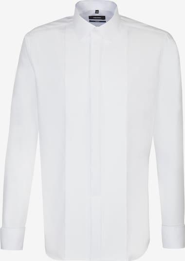 SEIDENSTICKER Zakelijk overhemd ' Tailored ' in de kleur Wit, Productweergave