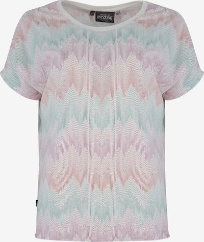 mazine Shirt 'Celina' in mischfarben / weiß, Produktansicht