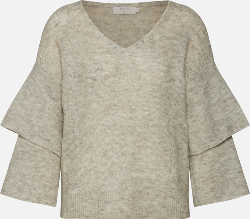 Cream Pull over En Clair Beige wiuTZOPXkl
