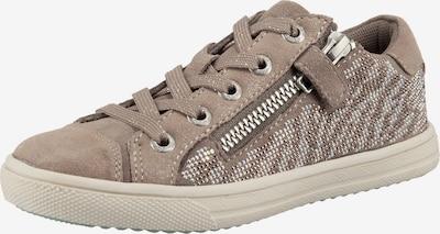 LURCHI Sneakers 'Shiny' in dunkelbeige, Produktansicht