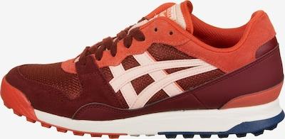 Onitsuka Tiger Schuhe ' Tiger Horizonia ' in rot, Produktansicht