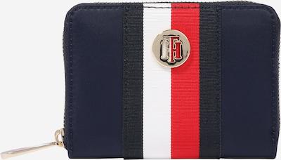 TOMMY HILFIGER Peněženka 'POPPY' - modrá / červená / bílá, Produkt