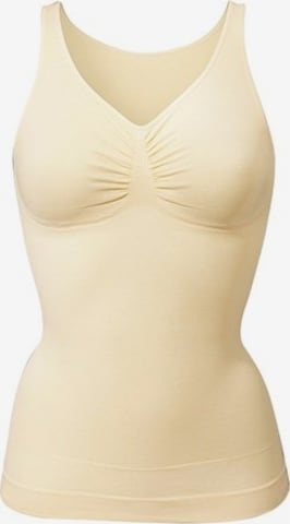 LASCANA Shaping Top in Yellow