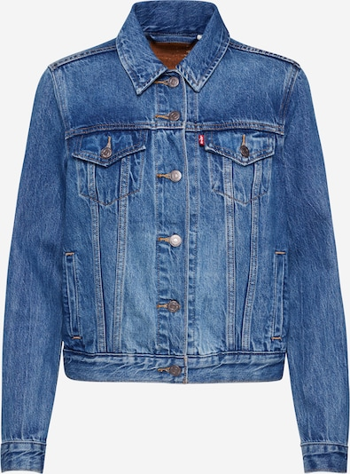 LEVI'S Jeansjacke 'Origianal Trucker' in blue denim, Produktansicht
