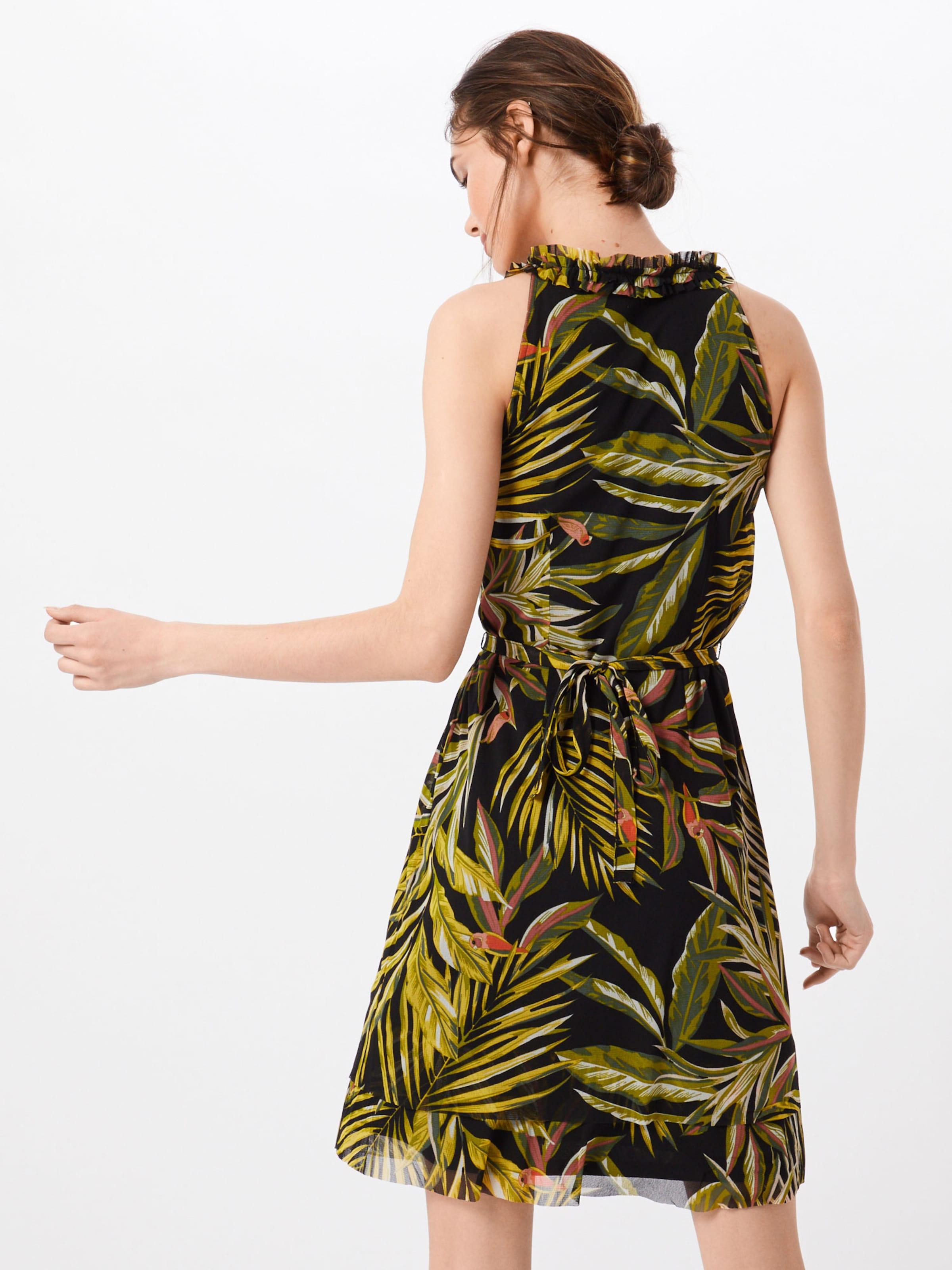 oliver Black In MischfarbenSchwarz Label S Kleid QCWxrdeBo
