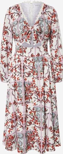 GLAMOROUS Kleid in beige / lila / pink / rosa, Produktansicht