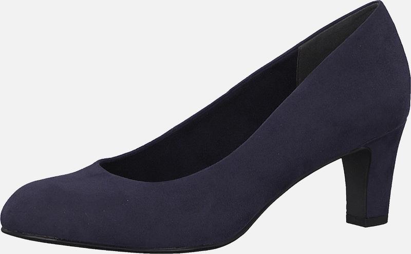 TAMARIS Pumps in navy: Frontalansicht