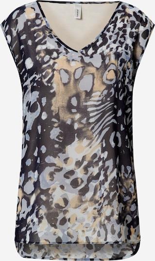 Soyaconcept Shirt 'KARITA' in navy / mischfarben, Produktansicht