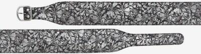 LASCANA Taillengürtel in schwarz / silber, Produktansicht