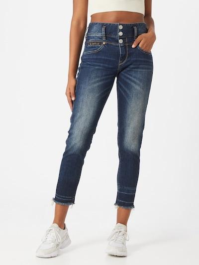 Herrlicher Jeans 'Raya Boy' in blue denim, Modelansicht