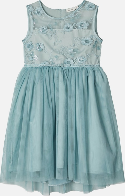 NAME IT Kleid in mint, Produktansicht