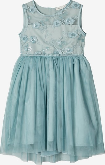 NAME IT Kleid in mint: Frontalansicht