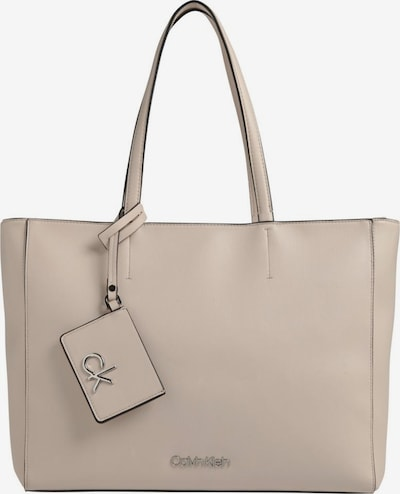 Calvin Klein Nakupovalna torba | pastelno roza barva, Prikaz izdelka