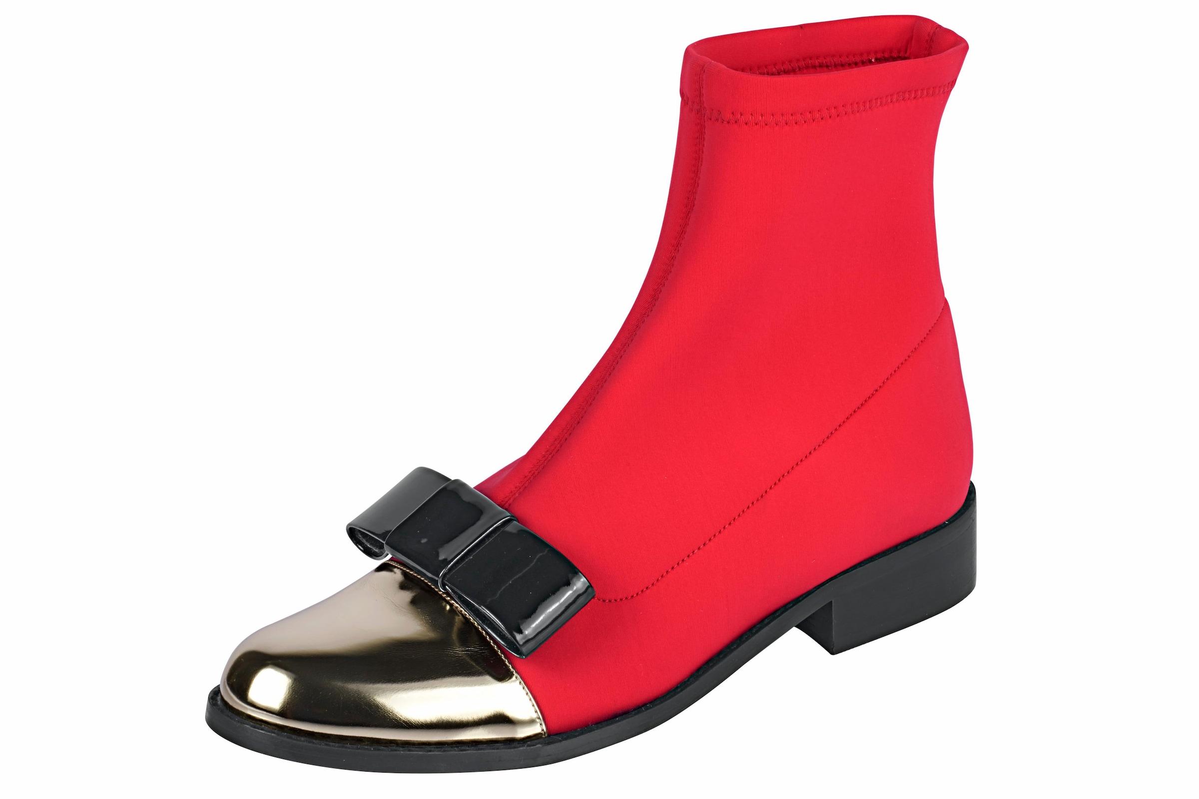 Haltbare Mode billige Schuhe heine Schuhe | Stiefelette mit Stretch Schuhe heine Gut getragene Schuhe 8afe48