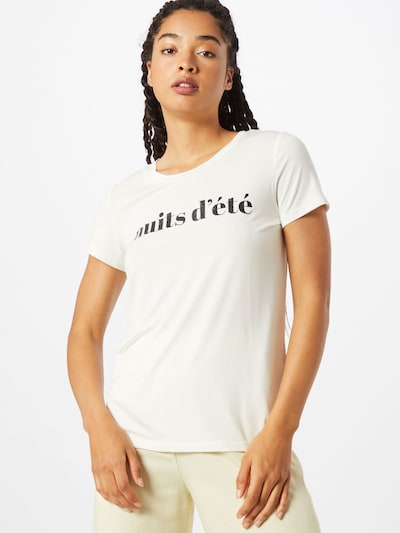 Soyaconcept Shirt 'Geneva' in offwhite: Frontalansicht