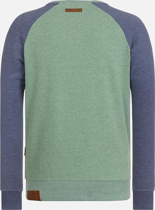 naketano Sweatshirt 'The Jordan Rules II'