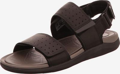 CLARKS Sandalen in schwarz, Produktansicht